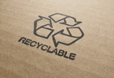 Most materials are technically recyclable