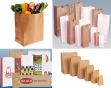 Boxboard or Paperboard Cartons Packaging-types