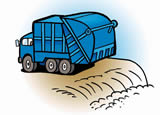Landfills get fat, not heavy