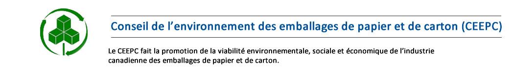 Le CEEPC fait la promotion de la viabilité environnementale, sociale et économique de l'industrie canadienne des emballages de papier et de carton.