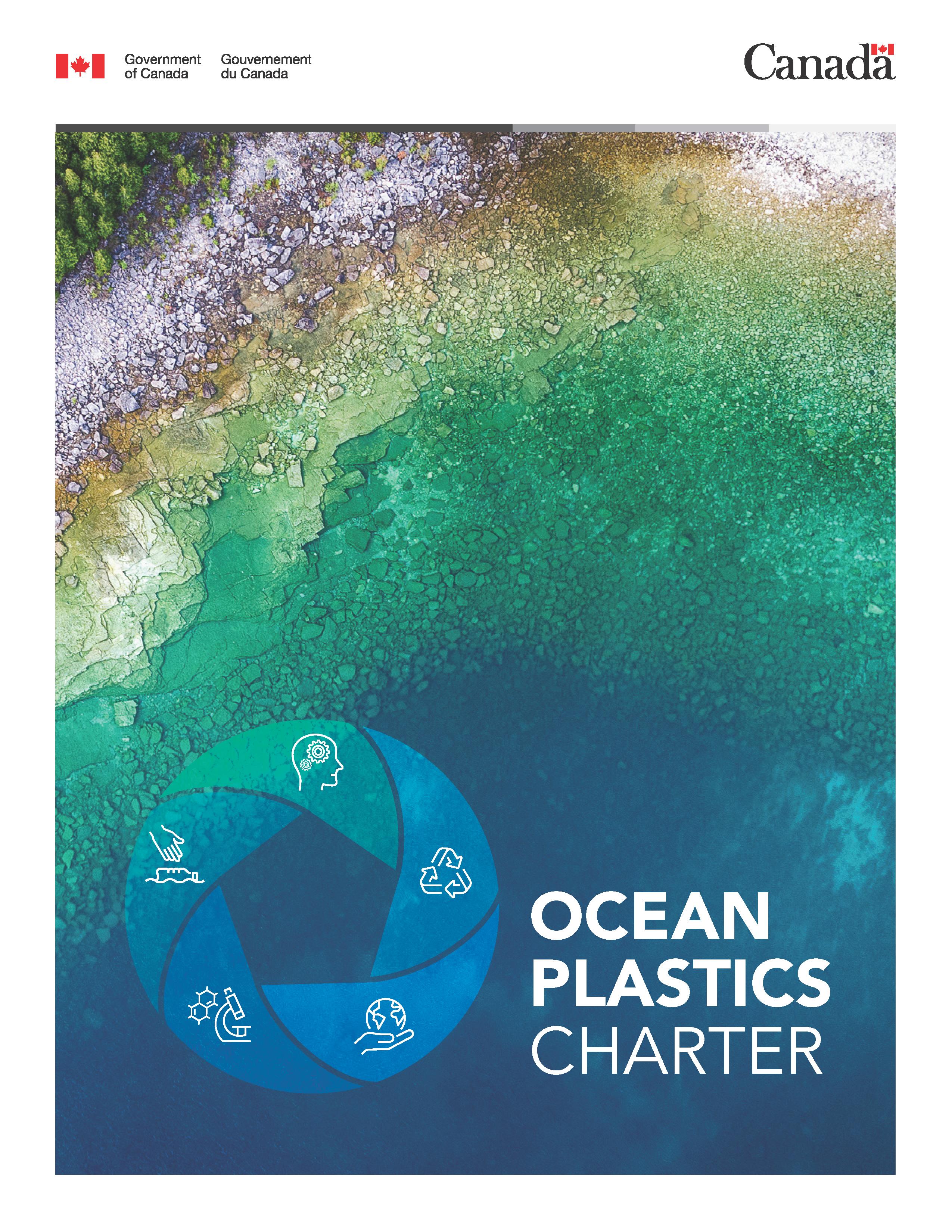 Ocean Plastics Charter 2019 - 100% recyclable