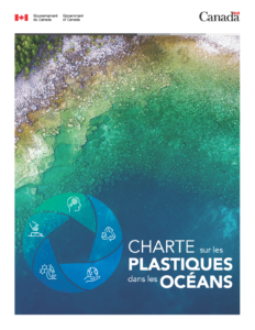 Cover Oceans Plastics Charter French version
