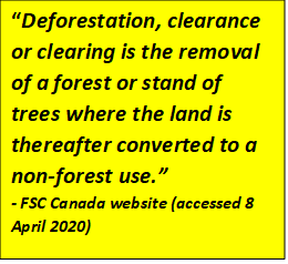 Forest Stewardship Counccil